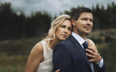 Spontant bröllop i Sörmland, Nykvarn.