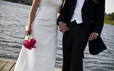 Elin & Pelle – Bröllop på Ekerö