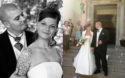 Katarina & Mikael – Bröllop i Stockholm och Haga