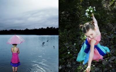 Emma och Klänningarna – en barnsaga i bilder