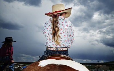 Cowboybarn – porträtt från USA