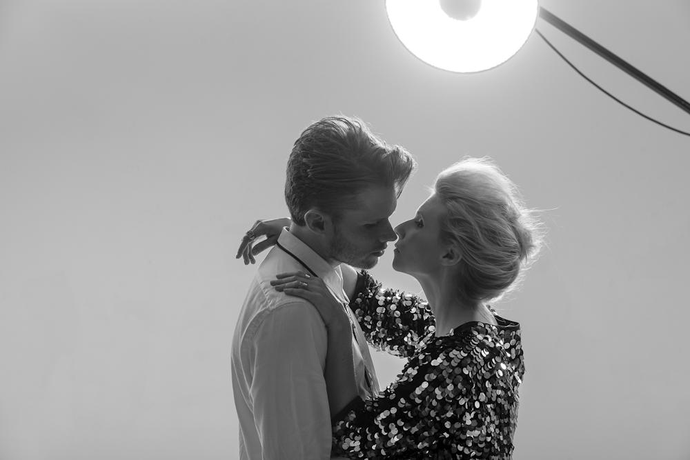 Emil och Caroline – Ett Musikpar och Förhoppningsvis ett vinylomslag….