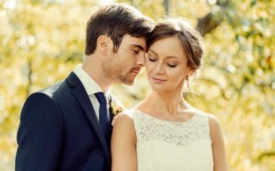 Anna & Carl – Ett Underbart Sensommarbröllop i September i Tyresö