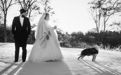 Vinterbröllop Vidbynäs – Annika och Sebastian