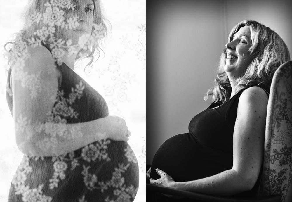 gravid-svartvitt-spets-porträtt-gravidbilder-inomhus-02