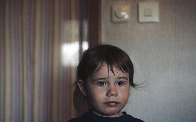 Barnporträtt  – Nora